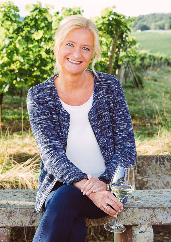 Caro Maurer (Master of Wine)